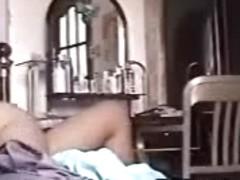 Asian couple caught on camera having a nice fuck