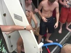 Horny pornstar in crazy college, blonde sex scene