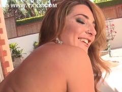 Crazy pornstar Savannah Fox in incredible piercing, tattoos adult scene