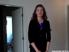 PropertySex Rich Guy Gets To Fuck Horny Agent Elena Koshka
