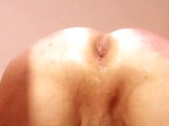 frenzied anal punch fuck (part 1)