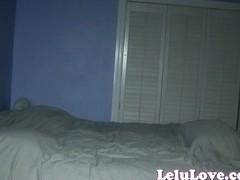Lelu Love-Sneaky Roommate Covered Sex