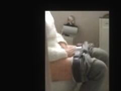 milf on toilet