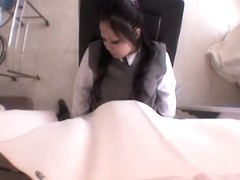 Innocent Jap teen fingered during medical examination