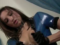 Best pornstar Celeste Star in crazy dildos/toys, brazilian xxx movie