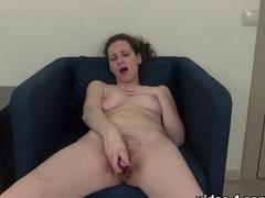 Exotic pornstar in Horny Solo Girl, Redhead adult scene
