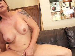 Hottest pornstar Serena Marcus in Crazy MILF, Hardcore sex movie