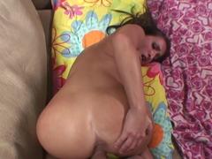 Best pornstar Lizz Tayler in Crazy Blowjob, Brunette sex scene