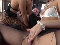 Amazing pornstars Yanick Shaft, Alexis Brill in Fabulous Cumshots, Big Tits xxx clip