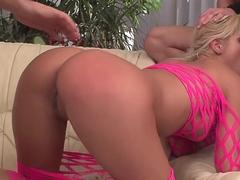 Exotic pornstar Sandra Parker in fabulous big tits, anal xxx movie