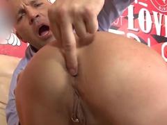 Incredible pornstar in Fabulous Lingerie, Pornstars sex movie