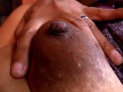 LatinChili Mature Sharon Masturbating Hairy Cunt