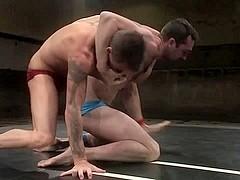 NakedKombat Brenn Wyson vs Brandon Monroe