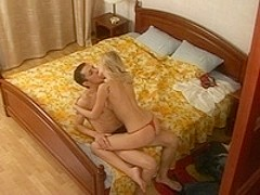 Fucking the wife in the hotel