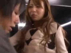 Jessica Kizaki Hot Asian doll likes public sex