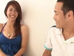 Ayumi Kirishima Uncensored Hardcore Video with Creampie scene