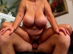 Large Boob Grandma Needs Juvenile Hard Wang