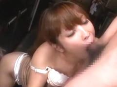 Incredible Japanese chick Kokomi Sakura in Crazy Doggy Style, Cumshots JAV video