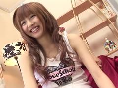 Best Japanese model Kotone Aisaki in Crazy JAV uncensored Fingering video