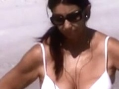 candid slow motion mature tits 53