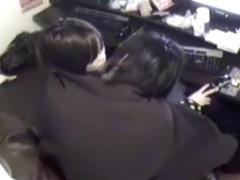1919gogo 7618 voyeur work erotic couple of net cafe lust scene 1