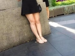 Bare Candid Legs - BCL#072
