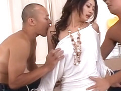Exotic Japanese slut in Hottest JAV clip