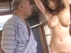 Fabulous Japanese whore Sumire Matsu in Exotic Oldie, BDSM JAV scene