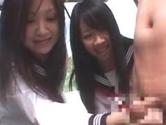 Amazing Japanese girl Rui Yazawa, Anju Himeno, Ema Kisaki in Incredible Fetish, Cumshots JAV movie
