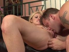 Crazy pornstar Katrena Starr in hottest facial, blonde xxx scene