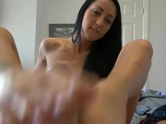 Best pornstars Betsy Blue, Sabrina Banks in Exotic Cumshots, POV adult video