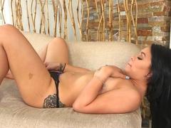 Amazing pornstars Tyler Steel, Kimmy Kush in Exotic Facial, Tattoos xxx scene