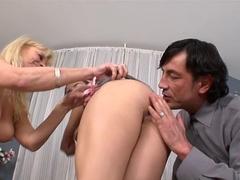 Fabulous pornstar in Incredible HD, Threesomes xxx video