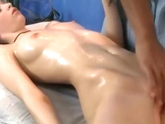 massage with a squirt