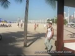 Brazilian Toilet Fuck