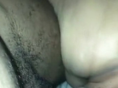 Thick Yellowbone Rides Dick from the back. Miss Fat Pussy
