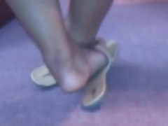 My girlfriend Candid Feet 3