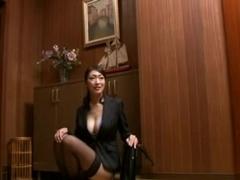 Tugjob Of Reiko Kobayakawa Demon