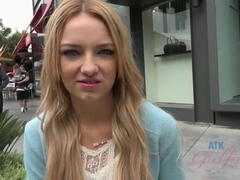 ATKGirlfriends video: Virtual date with Carmen Callaway
