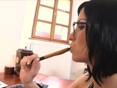 Renata Black plowed in her hot pussy