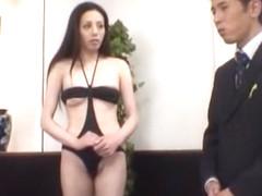 Hottest Japanese model Reika Aizumi in Fabulous Public JAV video
