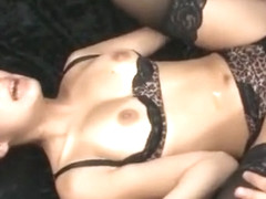 Amazing Japanese slut Nana Ogura in Incredible Lingerie, Fingering JAV movie