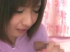 Exotic Japanese whore Kana Narimiya in Incredible JAV clip