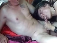 i sucked his cock really tenderly
