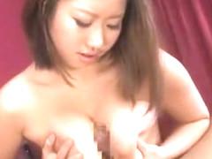 Crazy Japanese whore Neiro Suzuka in Amazing Lingerie, Stockings/Pansuto JAV movie