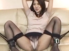 Exotic Japanese model Ann Yabuki in Fabulous Fetish, Hairy JAV scene