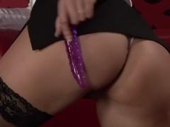 Crazy pornstar in hottest masturbation, dildos/toys porn video