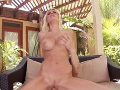 Hottest pornstar Riley Evans in Horny Blonde, MILF porn scene