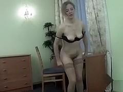 I am an old Russian slut who just love masturbating