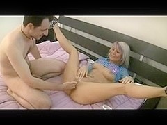 Nightkiss66- User Franz fistet und fickt die alte Nutte hart